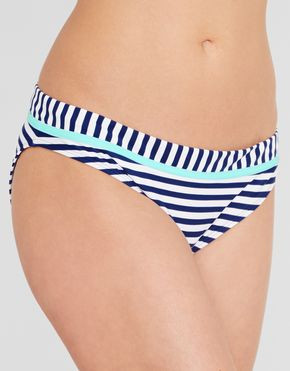 Cleo Lucille Classic Pants CW0069 nautical print