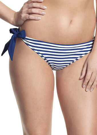 Cleo Lucille Tie Side Pants CW0068