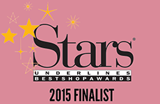 Stars Best Shop Awards 2015