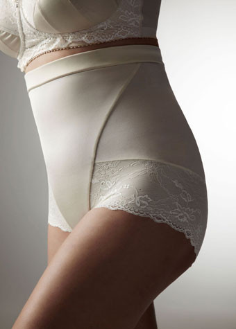 Hotmilk Luminous High Waisted Support French Knicker