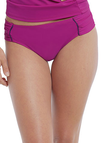 Panache Veronica gathered pants Magenta SW0649