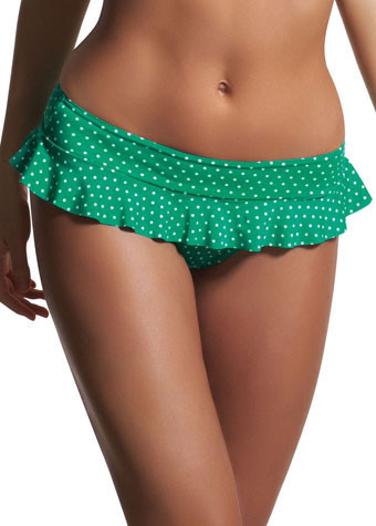 Freya Swimwear Pier Latino Brief Apple Sour 3023