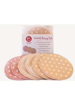 Bravado Washable Breast Pads (3 pairs)