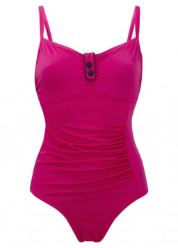 Panache Veronica underwired Swimsuit Magenta SW0640
