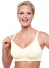 Bravado Body Silk Seamless Nursing Bra 1401 - Ivory