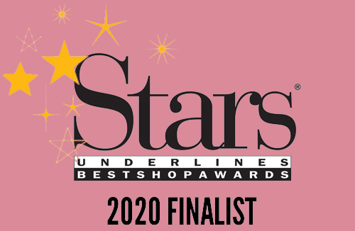 Stars Best Shop Awards 2020